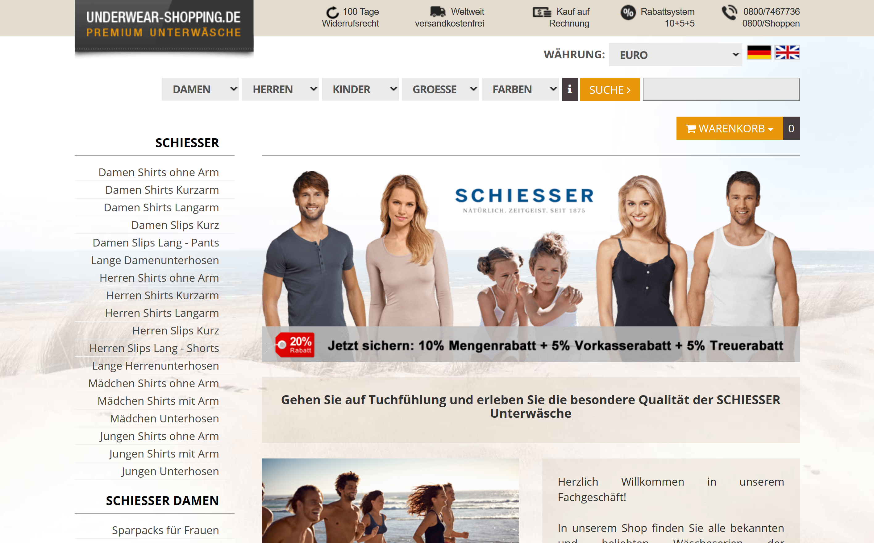 b7fbbc8736 Underwear Shopping › Install24 | responsive Templates für xt:Commerce &  Modified Shop